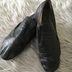 BLOCH Women's Jazz Shoes BLACK Size 6.5